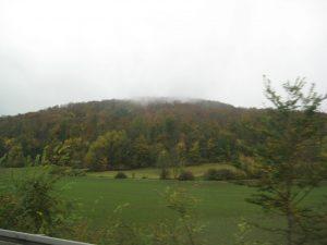 Stau, heel viel regen und schepjes. (21 oktober 2017)