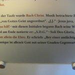 Titel van de dag: Luther und Bach.